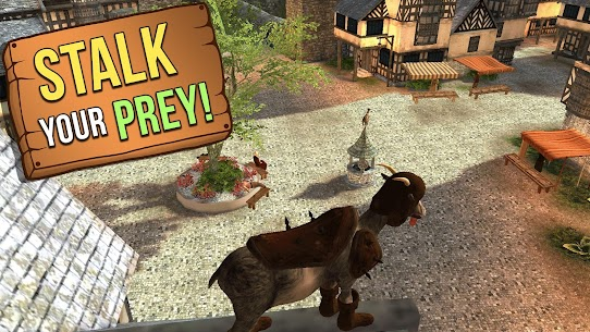Goat Simulator MMO Simulator Patched APK + Data 4