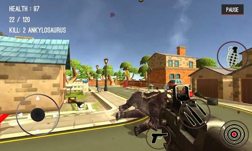 Dinosaur Hunter Dino City 2017  screenshots 23