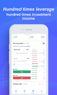 Image For WinTrade - Online trading & mining Versi 1.0.2 1