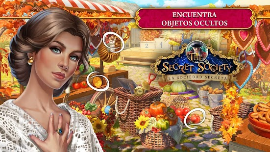The Secret Society - La Sociedad Secreta Screenshot