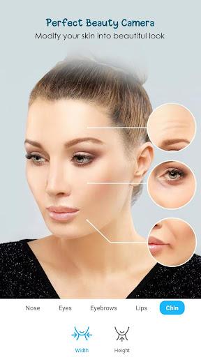 Perfect Beauty Camera-Face Makeover Editor  Screenshots 2