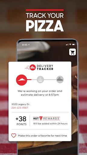 Pizza Hut - Food Delivery & Takeout 5.15.0 Screenshots 4