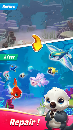 Fish Match - Home Design modavailable screenshots 9