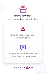 Brave Private Browser: Secure, fast web browser 1.27.111 Screenshots 15