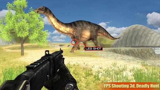 Dinosaur Hunter Deadly Hunt: New Free Games 2020 android2mod screenshots 8