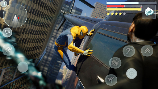 Spider Hero - Super Crime City Battle android2mod screenshots 7