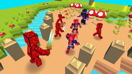 Hunter.io - Craftsman Battle Royale apktram screenshots 1