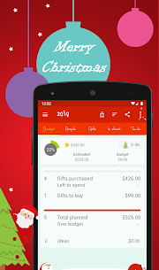Christmas Gift List Apk Download 1