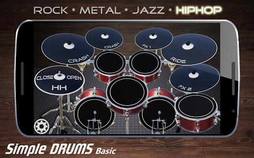 Simple Drums Basic - Virtual Drum Set 1.2.9 Screenshots 7