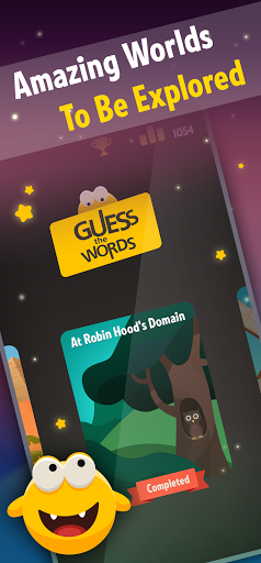 Guess The Words - Connect Vocabulary 4.0.2 screenshots 4