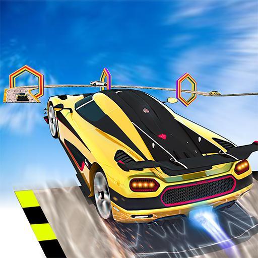 Crazy Car Stunts 3D - Extreme GT Racing Ramps