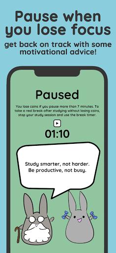 Study Bunny: Focus Timer  Screenshots 6