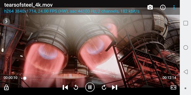 Скриншот №2 к BSPlayer Pro