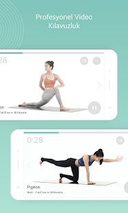 Keep Yoga - Yoga & Meditasyon & Günlük Fitness Screenshot