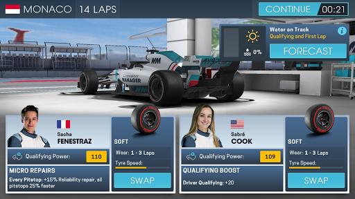 Motorsport Manager Racing  screenshots 3