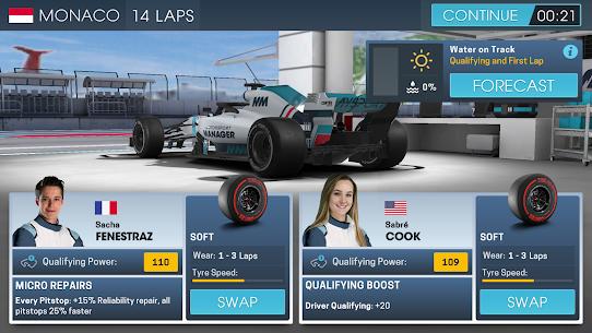 Motorsport Manager Racing مهكرة 3