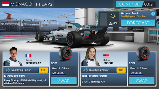 Motorsport Manager Racing 2021.2.5 APK +  (Unlimited money)