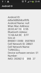 IMEI and Android id For Pc – Windows 10/8/7/mac -free Download 1
