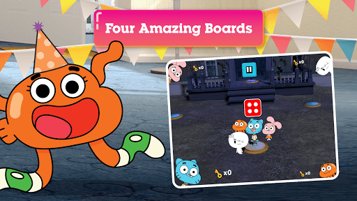 Gumball's Amazing Party Game  Screenshots 3