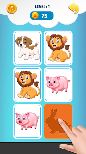 Picture Match, Memory Games for Kids - Brain Game screenshots 13