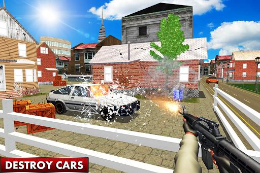 Destroy City Interior Smasher  screenshots 7