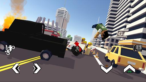 Blocky Moto Racing - motorcycle rider 1.30 screenshots 5