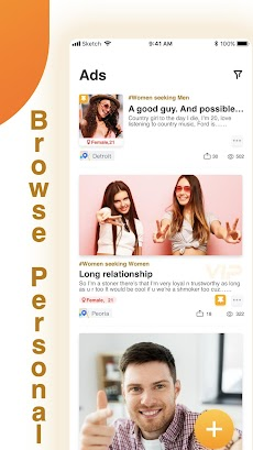 Catch, FWB Hookup Dating Appのおすすめ画像3