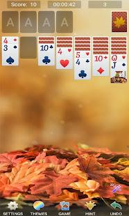 Solitaire Card Games Free 1.0 APK screenshots 14