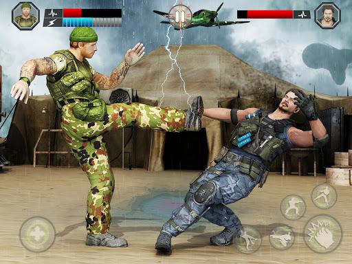 US Army Fighting Games: Kung Fu Karate Battlefield 1.5.3 screenshots 14