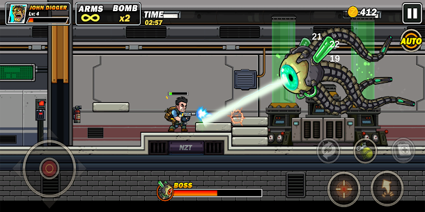 Metal Gun : Slug Soldier 1