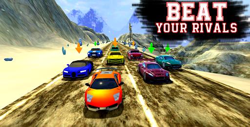 Traffic Car Racing: Highway Driving Simulator  screenshots 5