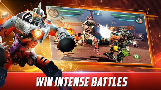 Real Steel World Robot Boxing MOD APK (Unlimited Money/Coins) 2