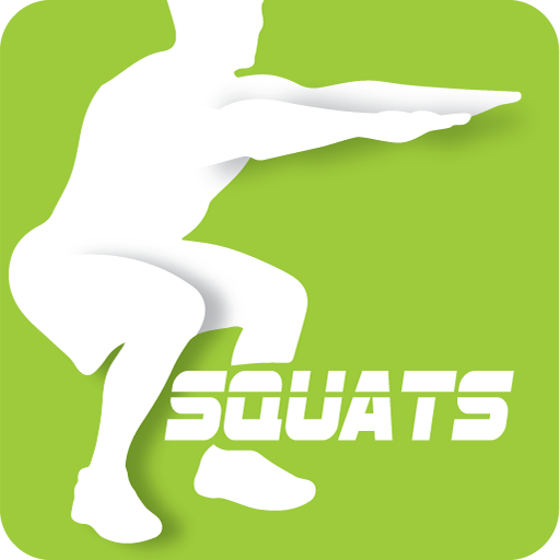 Squat Challenge -Health & Fitness Personal Trainer icon