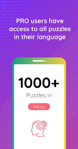 Indic Crosswords - Hindi, Telugu, Tamil & Kannada  screenshots 3