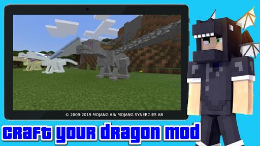 Craft your dragon mod  screenshots 3