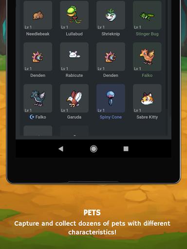 Mana Storia - Simple Browser MMORPG (Beta) 1.3 screenshots 13