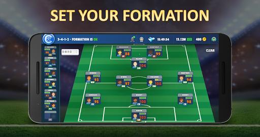 Catenaccio Football Manager 0.9 screenshots 11
