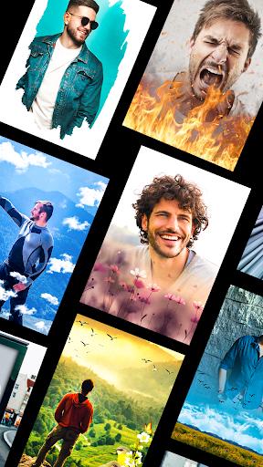Smarty : Man editor app & background changer  screenshots 2