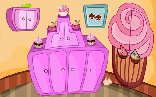 Escape Games-Cupcake Rooms  screenshots 11