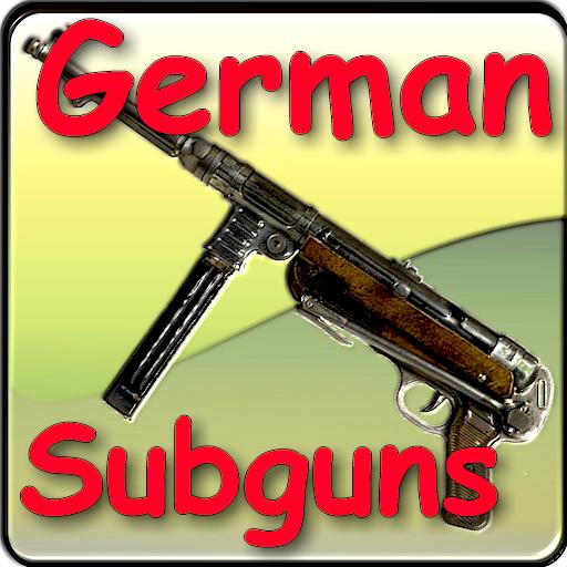 German submachine guns For PC Windows (7, 8, 10 and 10x) & Mac Computer