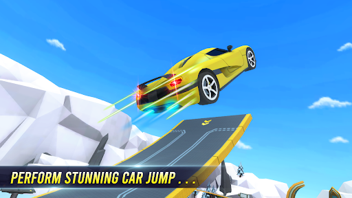 Mega Ramps - Galaxy Racer  screenshots 10