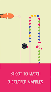 Sneak In - Marble Shooter Game