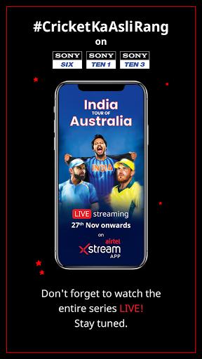 Airtel Xstream App: Movies, Live Cricket, TV Shows 1.37.6 screenshots 1
