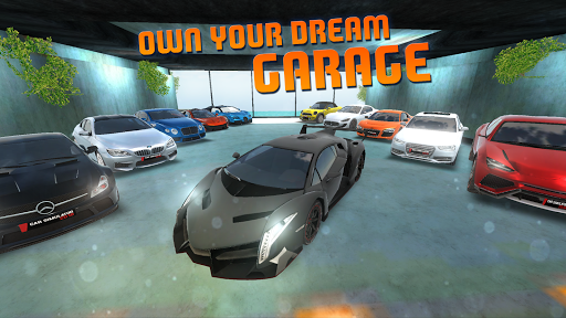 Extreme Car Driving Simulator 2021: The cars game  screenshots 3