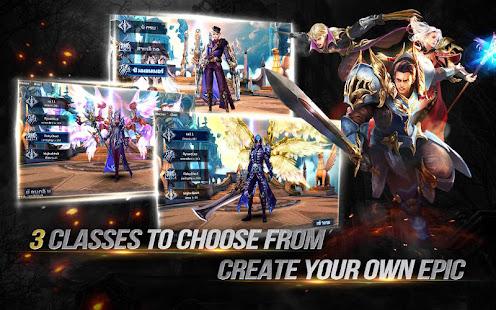 Goddess: Primal Chaos - en Free 3D Action MMORPG apk