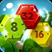 Mystery Terra - Hexa Merge Match 3