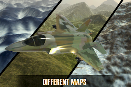 Modern Air Combat: War Plane Hack Online (Android iOS) 2