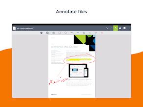 Content - Workspace ONE screenshot thumbnail