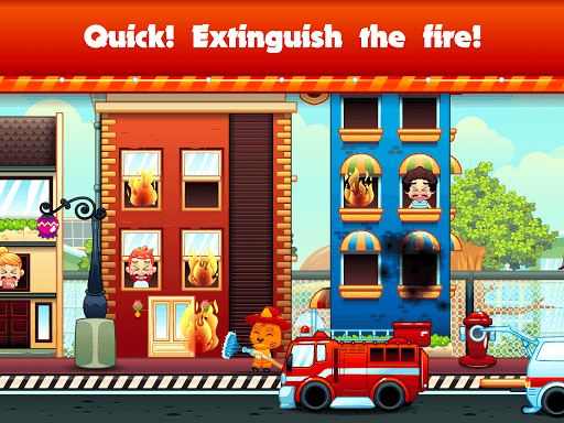 Marbel Firefighters - Kids Heroes Series android2mod screenshots 10