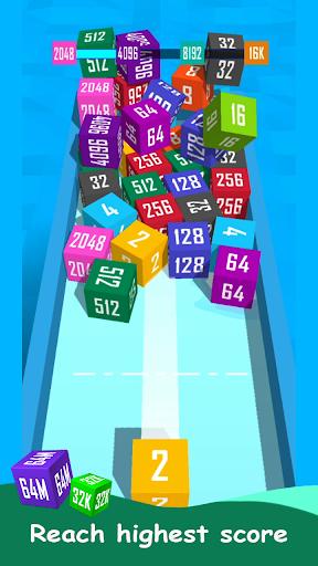 Merge 2048 Cube 0.0.8 screenshots 2